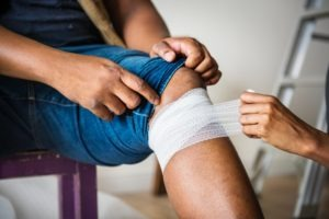 Can I Pursue Injury Compensation If I'm Partially At Fault?
