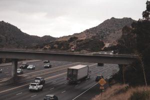 Phoenix, AZ – 2-Car Accident on I-10 Blocks Left Lane