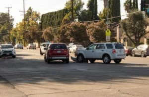 Mesa, AZ – 2-Car Accident with Injuries on US-60