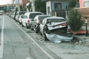 Injurious Accidents Caused by Road Debris