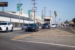 Chandler, AZ - Multi-Car Crash Causes Fire & Injuries at Alma School Rd