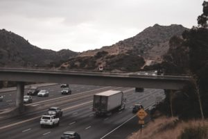 Phoenix, AZ - Truck Accident Closes Highway & Results in 2 Injuries on I-10 at 16th St
