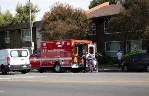 Chandler, AZ - Officer Injured in Multi-Car Crash on Warner Rd & Hartford St