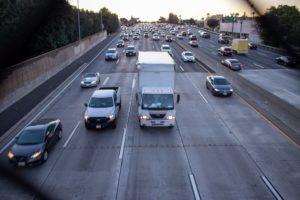Phoenix, AZ - Multiple Injuries Reported in 4-Vehicle Truck Crash on I-10 at Verrado Way