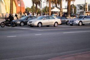 Phoenix, AZ - 2-Car Crash Causes Injuries on I-10 Near 18th St