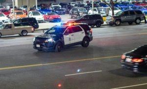 Tucson, AZ - Pedestrian Hospitalized After Crash at Benson Hwy Near Ajo Way