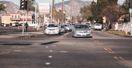 Buckeye, AZ - Officers Investigating Injury Crash on I-10 at Watson Rd