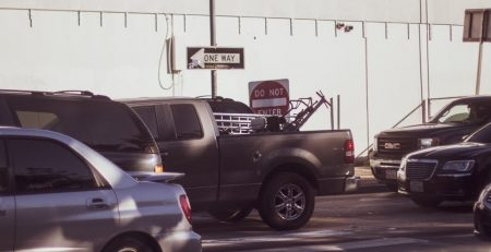 Phoenix, AZ - Injuries Reported in Three-Car Crash on I-10 at 7th St