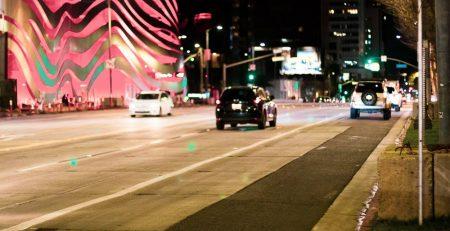1.17 Phoenix, AZ - Car Crash Causes Injuries on I-17 at 19th Ave