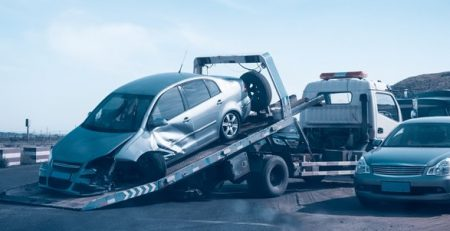 2.1 Phoenix, AZ - Rear-End Crash Causes Injuries on SR 51 at McDowell Rd