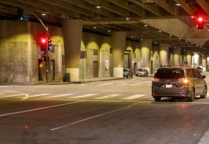 Goodyear, AZ - Officers Investigating Injury Crash on I-10 at Estrella Pkwy
