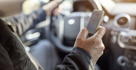 What Are the Most Common Distractions While Driving?