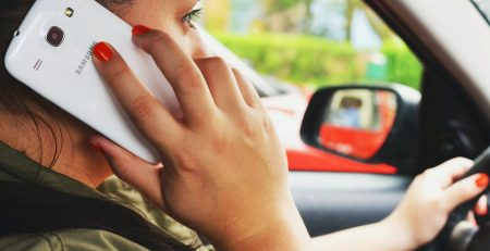 Is It Illegal to Drive While Distracted?