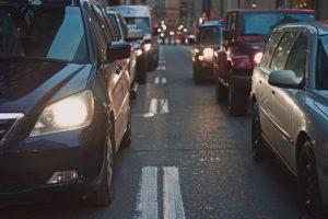 Mesa, AZ - Rear-End Wreck Causes Injuries on US 60 at I-10 Ramp