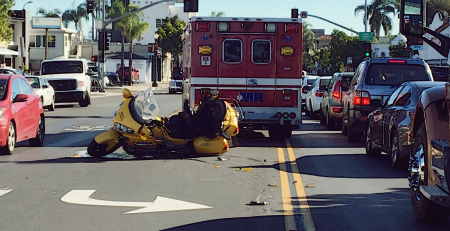 2.19 How Do You Determine Fault in a Motorcycle Crash?