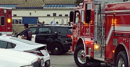 2.12 Mesa, AZ - Two-Car Crash Causes Injuries on I-10 at Deck Park Tunnel