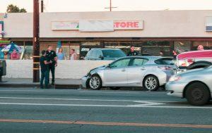 Glendale, AZ - Officers Investigating Injury Crash on L-101 at 19th Ave