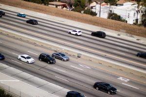 Tempe, AZ - Officers Investigating Two-Car Crash on I-10 at Elliot Rd