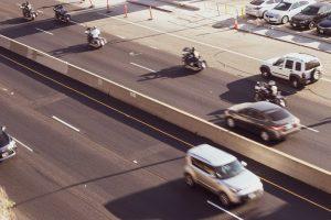 Information on Lane Splitting in Arizona