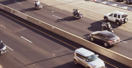 2.12 Phoenix, AZ - Car Accident Causes Injuries on I-10 at 12th St