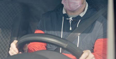 Is Driving While Sick With COVID-19 Illegal?