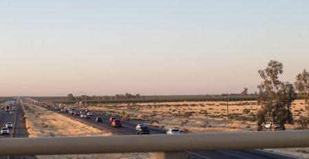 11.5 Phoenix, AZ - Three-Car Crash Causes Injuries on I-10 at 19th Ave