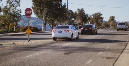 1.28 Mesa, AZ - Two-Car Crash Causes Injuries on L-101 at McKellips Rd