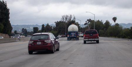 2.11 Seligman, AZ - Rear-End Crash Causes Injuries on I-40 Near Ash Fork