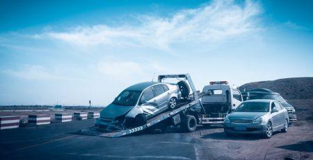1.22 Phoenix, AZ - Two-Car Crash Causes Injuries on I-17 at McDowell Rd