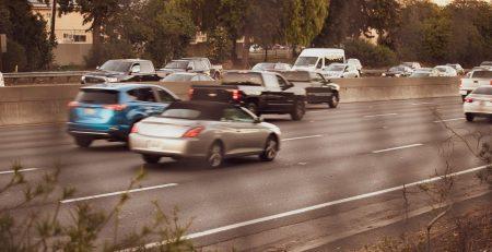 1.10 Gilbert, AZ - Officers Investigating Injury Crash on US 60 at Ellsworth Rd