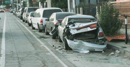 2.10 Phoenix, AZ - Two-Car Crash Causes Injuries on I-17 at I-10 Stack