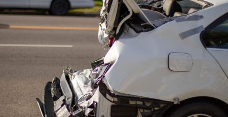 1.25 Tonopah, AZ - Six Children Injured in Three-Car Crash on I-10 at 411th Ave