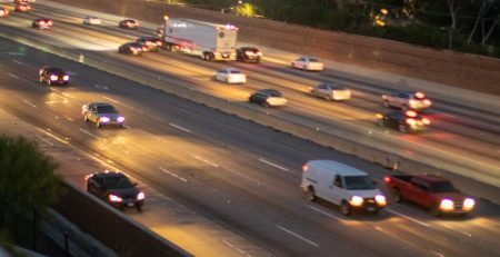 2.20 Phoenix, AZ - Multi-Vehicle Accident Causes Injuries on SR 143 at University Dr
