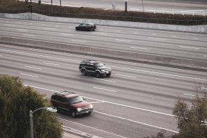 1.23 Phoenix, AZ - Two-Car Crash Causes Injuries on I-10 at 5th Ave