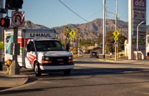 What Happens if You Were Hit By an Arizona U-Haul Truck