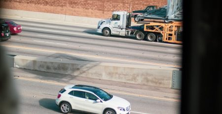Are You Liable When You are Hit Driving in a Truck's Blind Spot