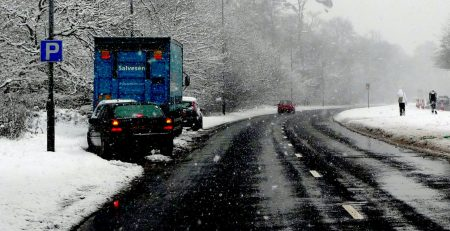 Are Truck Accidents More Likely in Winter or Summer?