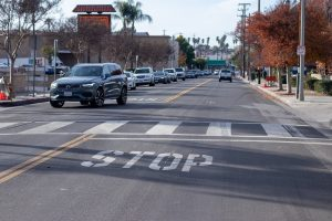 Do Less Crowded Roads Mean Fewer Accidents