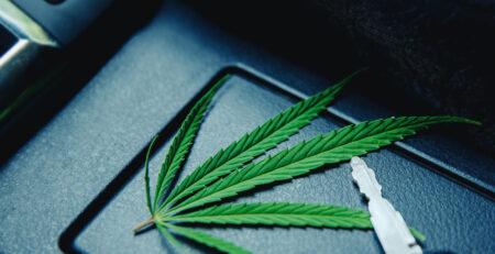Car Accident Involving Marijuana
