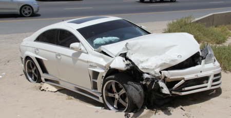 rental car accident in phoenix